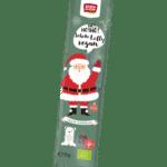 Шоколадный Дед мороз Rosengarten 15g, веган