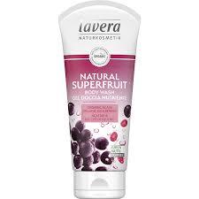 Гель для душа фруктовый Superfruit Lavera