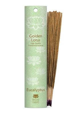 Ароматические палочки с запахом эвкалипта Golden Lotus