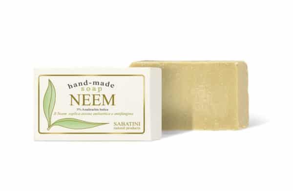 Мыло с маслом нима Sabatini