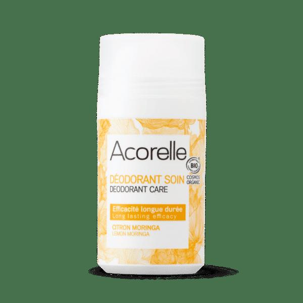 Дезодорант с морингой и лимоном Acorelle