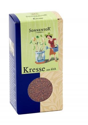 Семена кресс салата для проращивания Sonnentor 120g